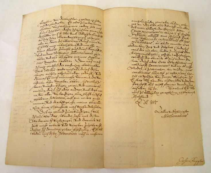 KEPLER Johannes, 1571 - 1630 signed letter, petition to Emperor - importance of petition