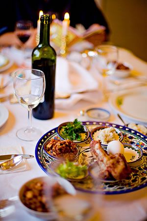 Yesterday I shared a quick seder plate checklist. But of course, the seder plate isn't all we have to remember for our seder table. Here's a checklist of the items you'll want to be sure you prepare and set on your seder table. Did I miss anything? Let me know!