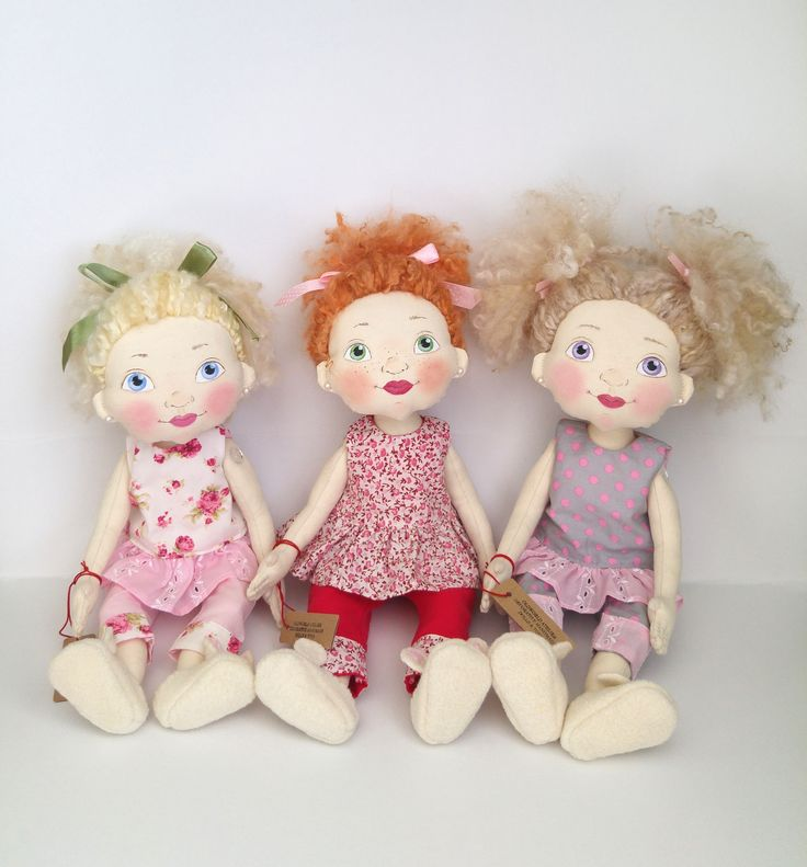 Handmade Fabric Doll, Soft Doll,, Unique Doll, Colectible Doll; Textile doll,Cloth doll, Rag doll ,Art doll, Hand painted doll, https://www.etsy.com/shop/OLDWORLDATELIERShop?ref=seller-platform-mcnav