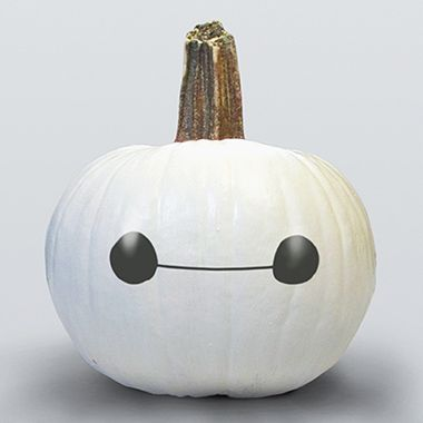 Baymax+Pumpkin+Carving+Template