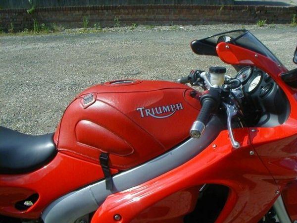 Rigs 1999 Triumph Sprint ST