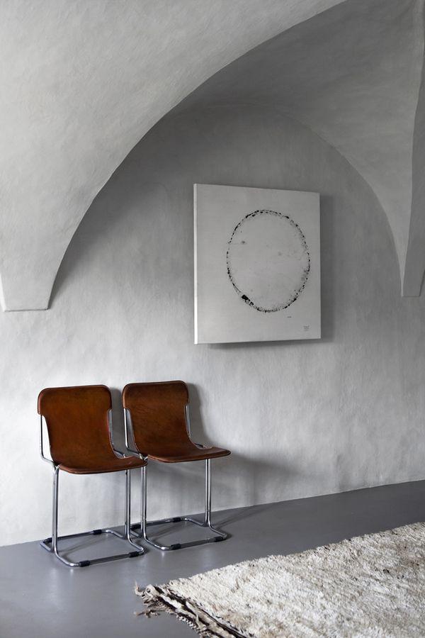 Un Mas Contemporain Dans La Montagne Italienne Deco Interieur Contemporain Mobilier Design