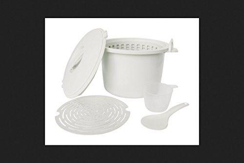 Bene Casa BC-14840 microwave rice/pasta cooker.