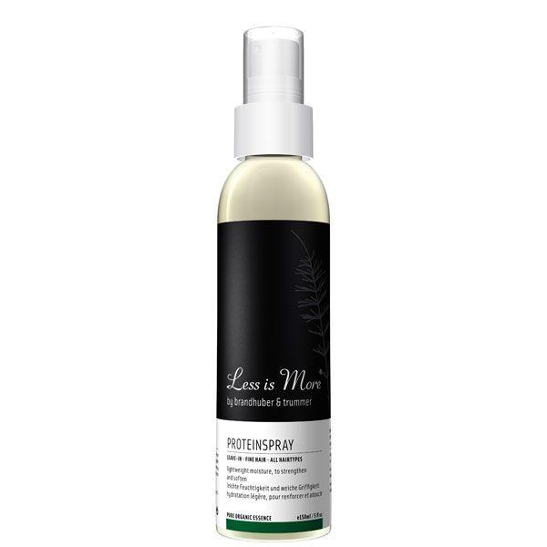 Spray Protéine fortifiant (cheveux fins ou gras) - Less is More