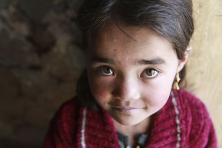Afghan girl  Photo by bahareh mohamadian -- National Geographic Your Shot