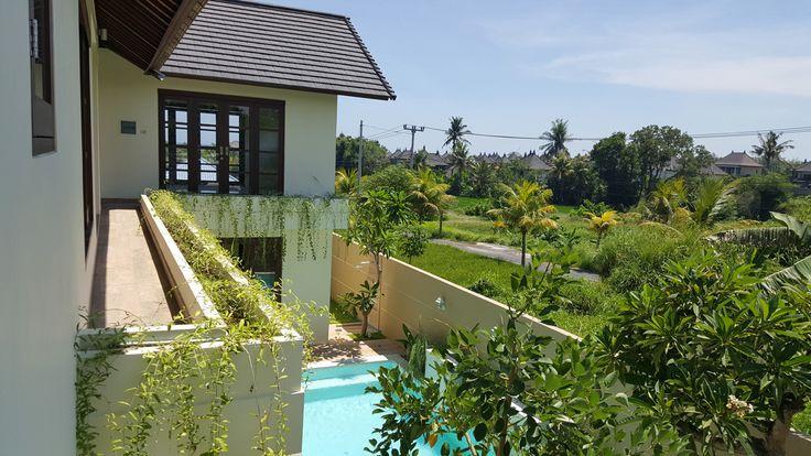 Jual Villa Beach View Di Pantai Surfing Keramas Bali Dekat Sanur