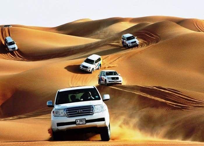 Desert Safari Dubai - Tours Travel Guide