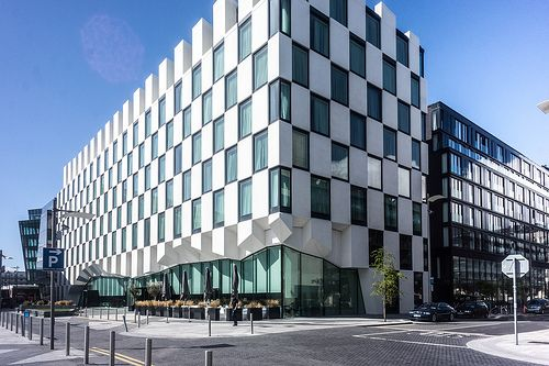 The Marker Hotel Grand Canal Square In Dublin Docklands