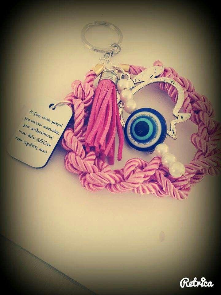 Handmade keyring!