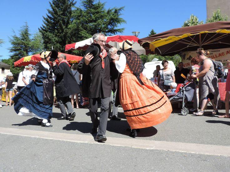 fête de la pomme de terre et du veau d'Aveyron