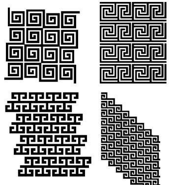 greek key motif