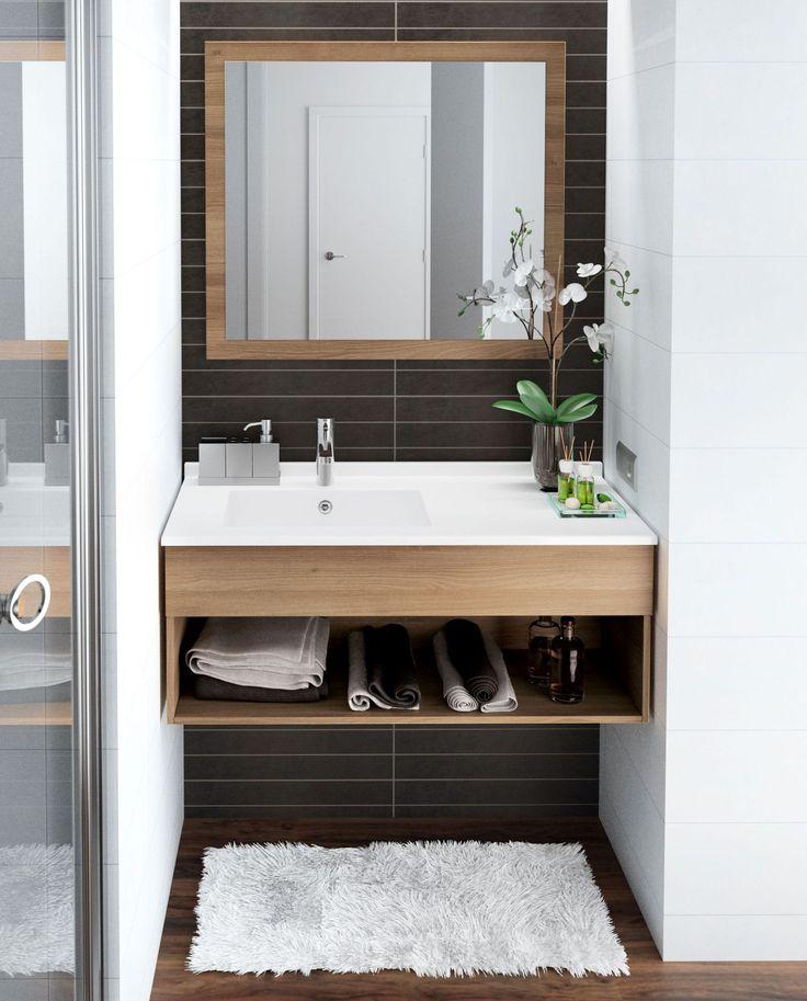 19 best Meubles teck images on Pinterest Bathroom furniture
