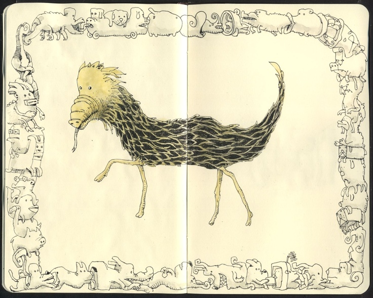 Moleskine Art | Chung Designs