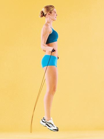 Fun 10-Minute Jump Rope HIIT Workout