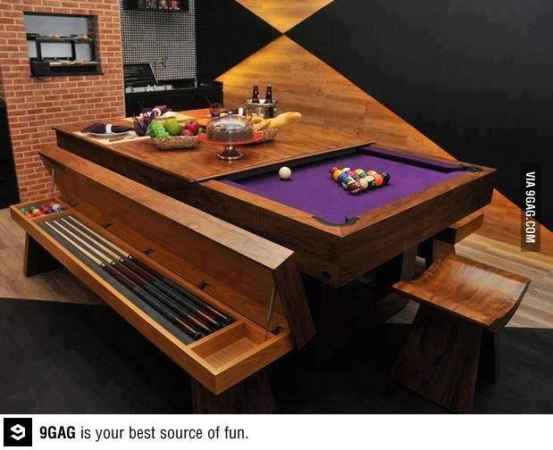 Awesome Design. Dinner TablePool ...
