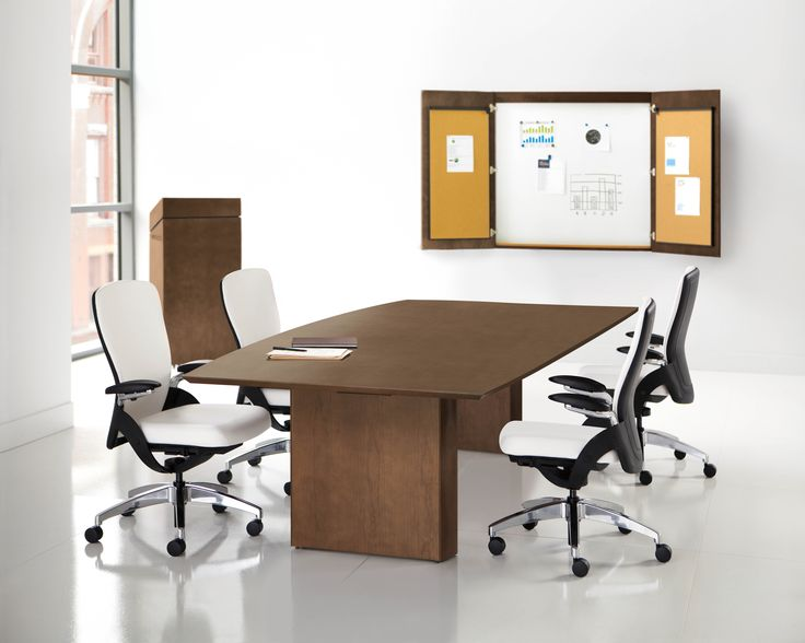Elegant HON Preside® Conference Table, Lectern And Presentation Cabinet, And Ceres  Seating Nice Ideas