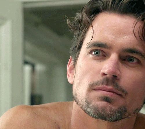 When he was either wet or sweaty and you really needed to find out which.   37 Times Matt Bomer Blessed Us All With His Presence
