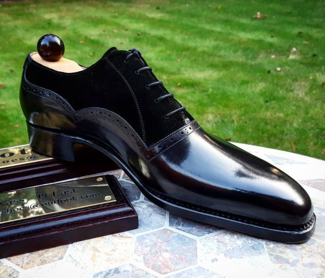 Ascot Shoes — The latest addition to the Vass family called the.
