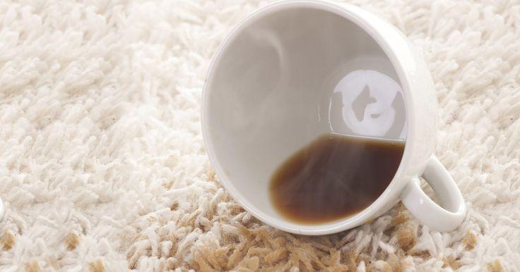 Koffievlekken op de zetel? Weg ermee!