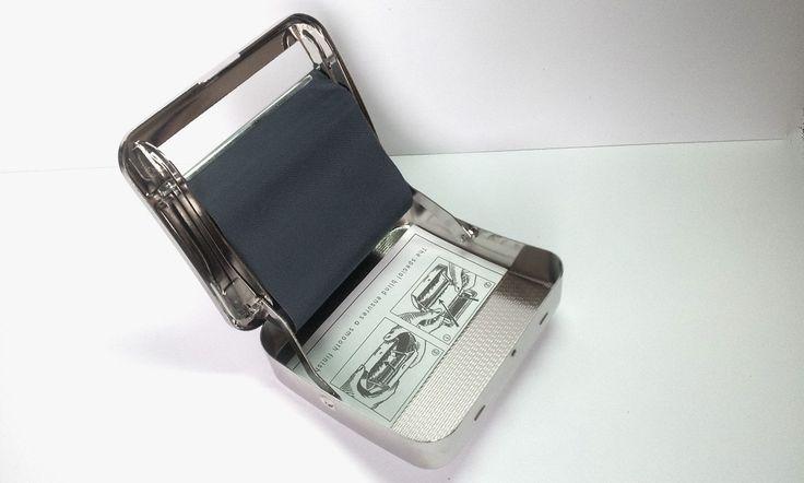 Diverse modele de aparat automat de rulat tutun cu tabachera inclusa