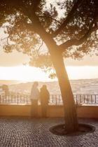 Lissabon, paras näköalapaikka.
