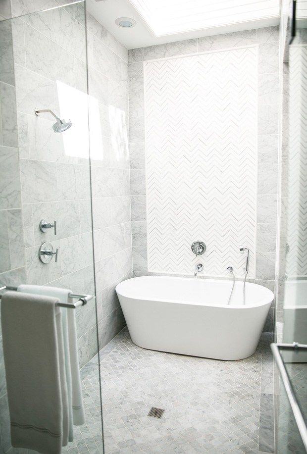 Designer Amy Berry On Her Signature Style Bathroom Master Shower Tub