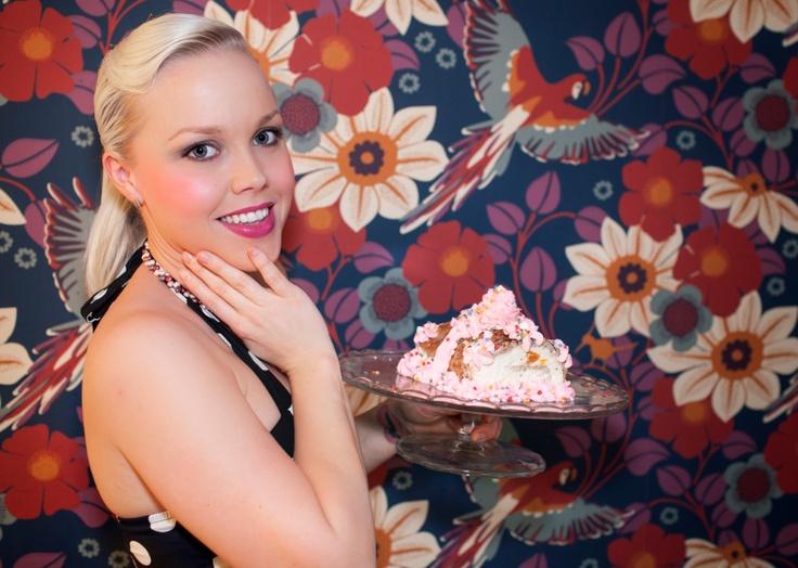 Elin Werjefelt - Hela Sverige Bakar  www.mymacarons.se  Fotograf: Lina Wennström