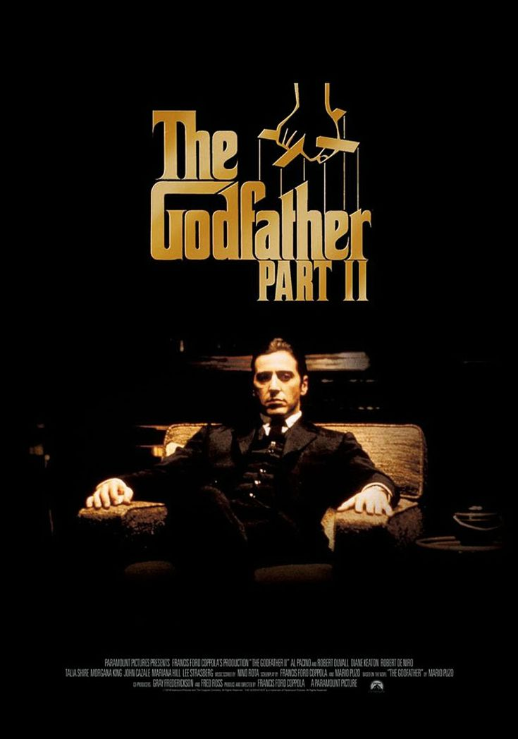 Spring of 1974 people round the world were flooding theaters to see The Godfather Part II - it was in wide release now. It would go on to be an often mentioned film in many an all time fav films top 10 lists.