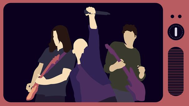 Bands in TV-Serien: Die fünf besten Auftritte von Bands in Serien   Bild: BR