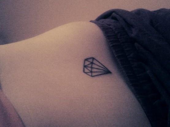 diamond #tattoo