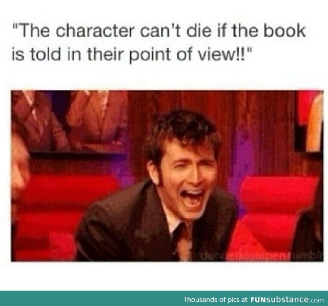 tell that to Veronica Roth