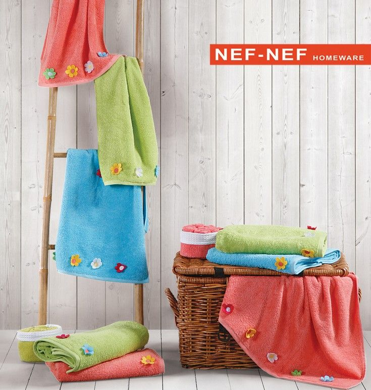 EASY TOWELS SET , SPRING SUMMER 2015 COLLECTION