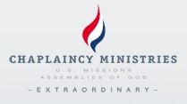 """What's it take to be a chaplain? Check out the requirements page in the """"MINISTRIES"""" area of www.chaplaincy.ag.org"""