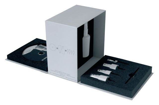 Saint-Gobain Calmar Box Set on Packaging of the World - Creative Package Design Gallery