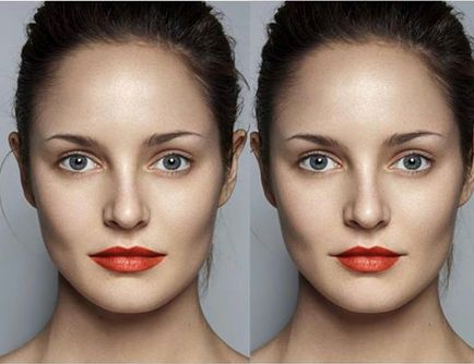 how to make my face smaller