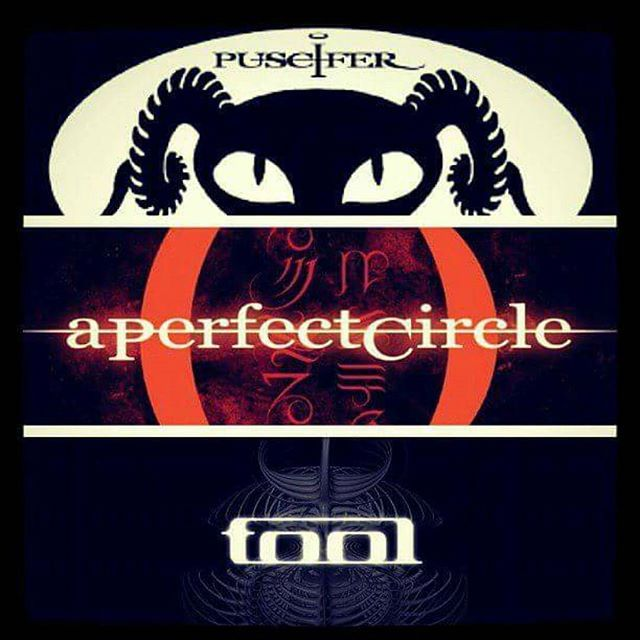 Bottom up for me. #aperfectcircle #Maynard #maynardjameskeenan #mjk #spiral…