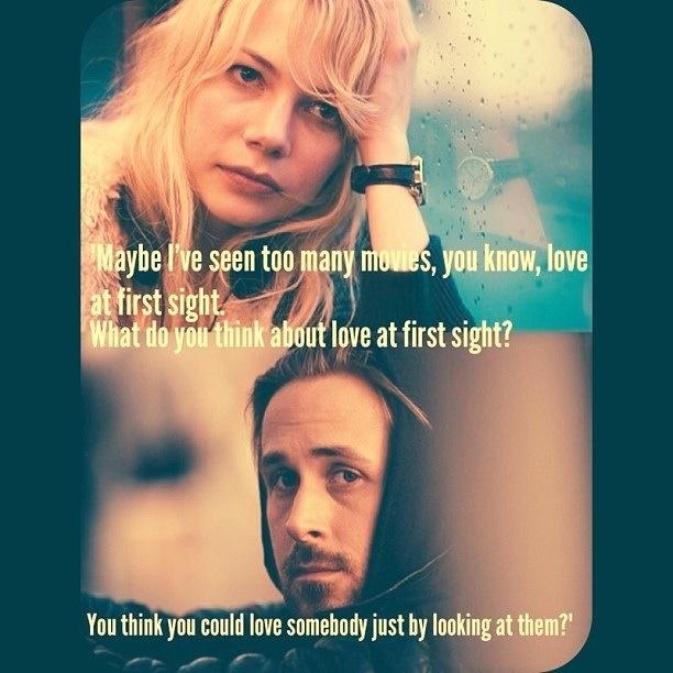 Blue valentine movie quotes