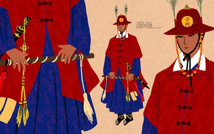 루비의 정원 :: 경복궁 수문군의 아름다운 전통 복식