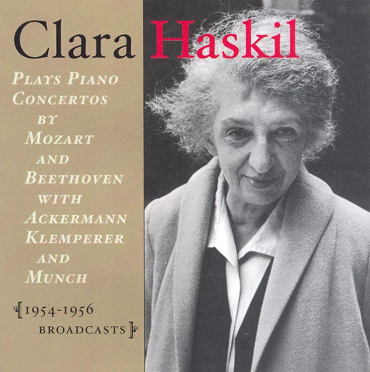 Clara Haskil - Piano Concertos