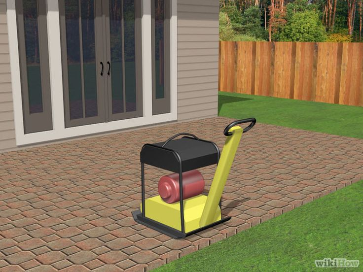 Install Pavers Step by Step