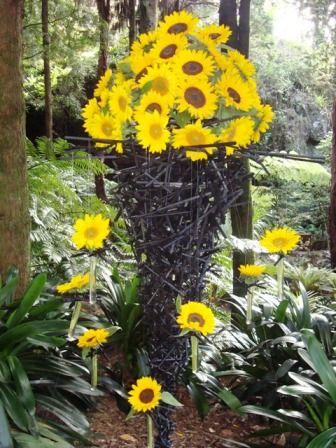 Eden Garden - Floral extravaganza. 26Feb - 1March. Adults $8.  Kids under 12 free