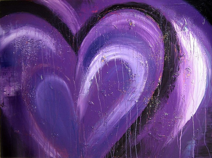 Love of purple~