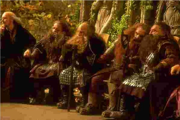 """According to Tolkien, the """"real, historical"""" plural of """"dwarf"""" is """"dwarrows"""" or """"dwerrows."""" He referred to """"dwarves"""" as """"a piece of private bad grammar."""" Despite Tolkien's fondness for it, the form dwarrow only appears in his writing as Dwarrowdelf, a name for Moria."""