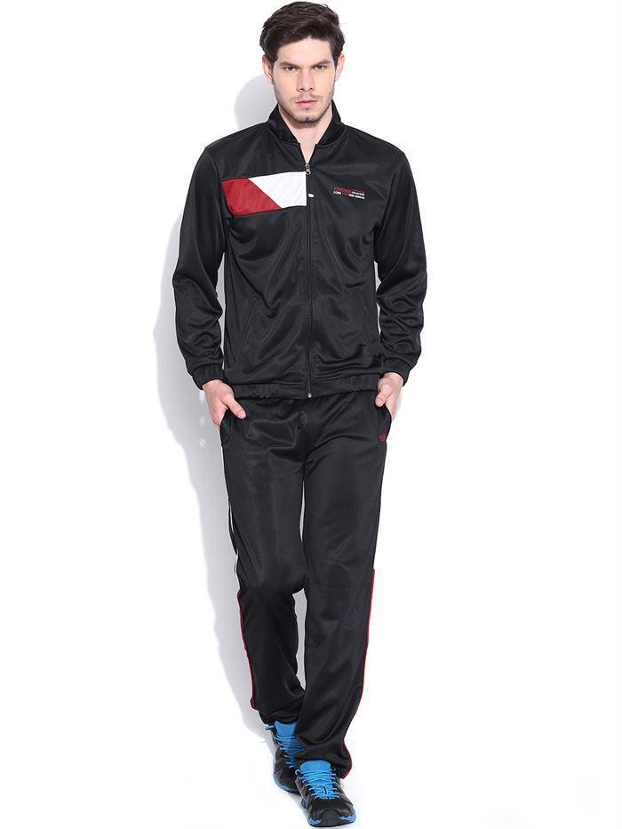 Duke Men's Black Track Suit by Returnfavors