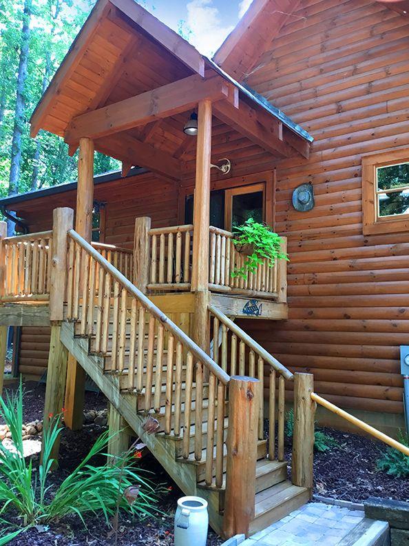 Log Cabin Homes & Kits: Exterior Photo Gallery