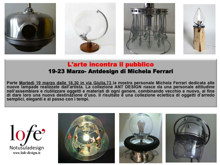 - Lofe' Design - Not Usual Design di Antonietta Lo Feudo