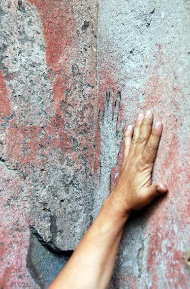 Fotos de Coyhaique: Arte rupestre prehistórico