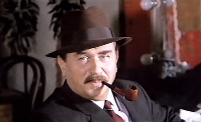 Gino Cervi, nome d'arte di Luigi Cervi (3.5.1901 -  3.1.1974), attore.