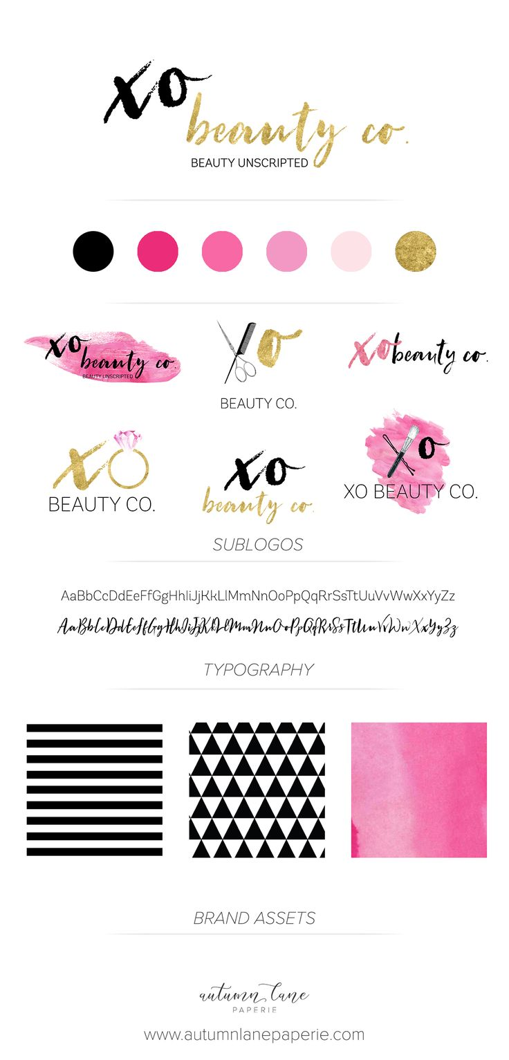 Autumn Lane Paperie - Business Branding - Brand Identity Idea - Brand Board - Brandboard - Graphic Design - Shabby Chic Rustic Design - Branding Package - Branding Ideas - Logo Ideas - Logo Design - Graphic Design - Creative Professional - Salon Branding - Hair Stylist Branding - Makeup Artist Branding - Cosmetologist Branding