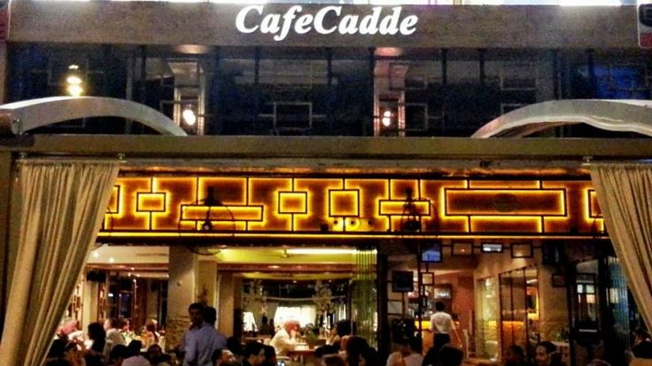 Cafe Cadde, Bağdat Street İstanbul